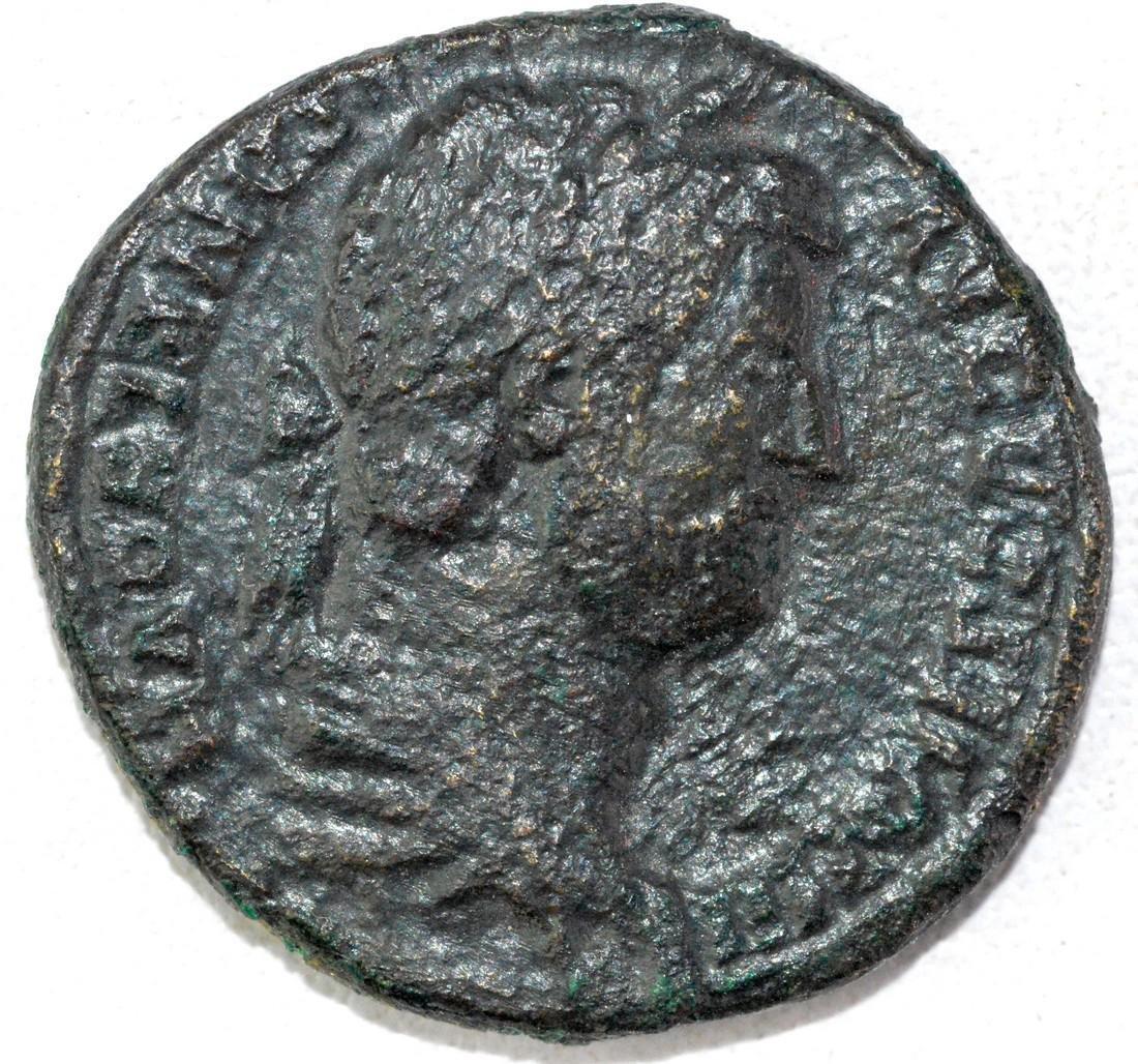 Rare Ancient Roman AS of Hadrian