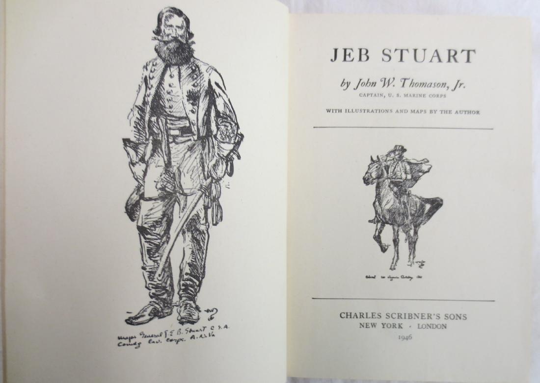 Jeb Stuart John W. Thomason Jr. - 2