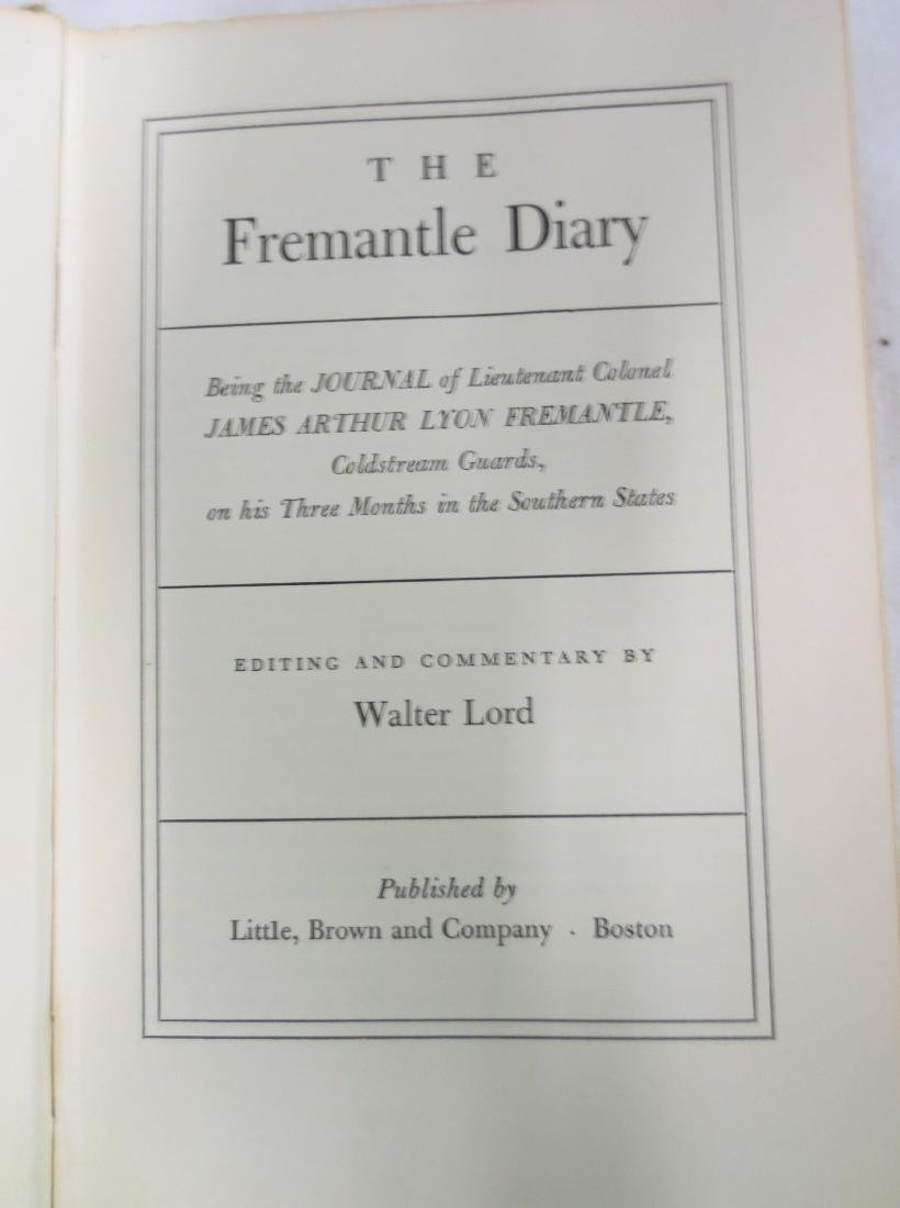 The Fremantle Diary James Fremantle - 2