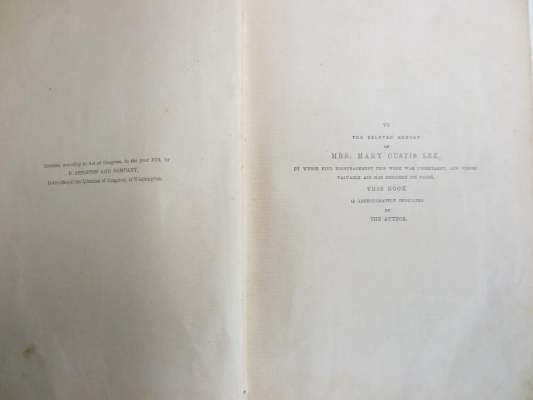 Personal Reminiscences of Gen. Robert E. Lee Rev. J. - 2