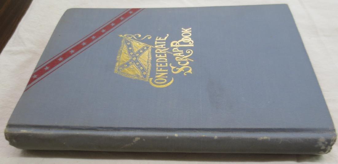 Confederate Scrap Book Lizzie Cary Daniel