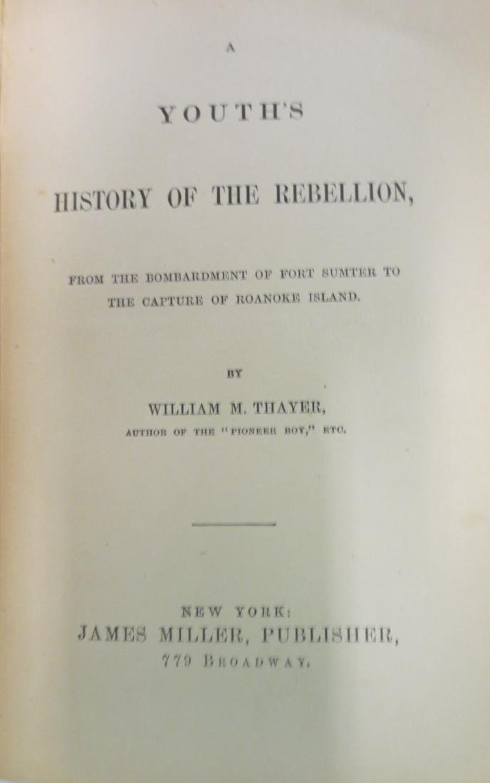 Sumter to Roanoke William M. Thayer - 2