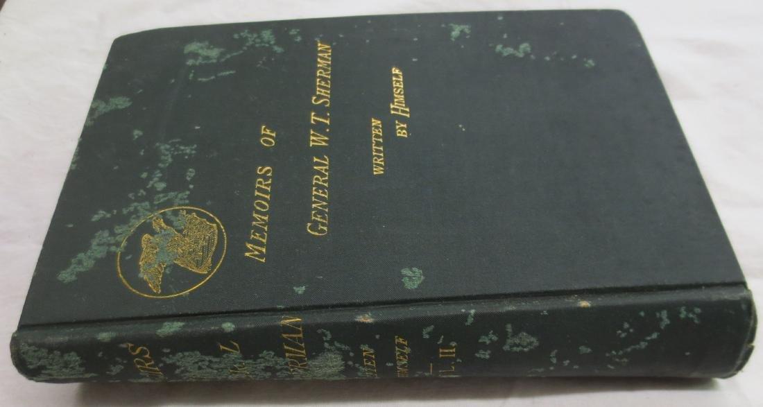 Memoirs of Gen. William T. Sherman Vol. 2 William