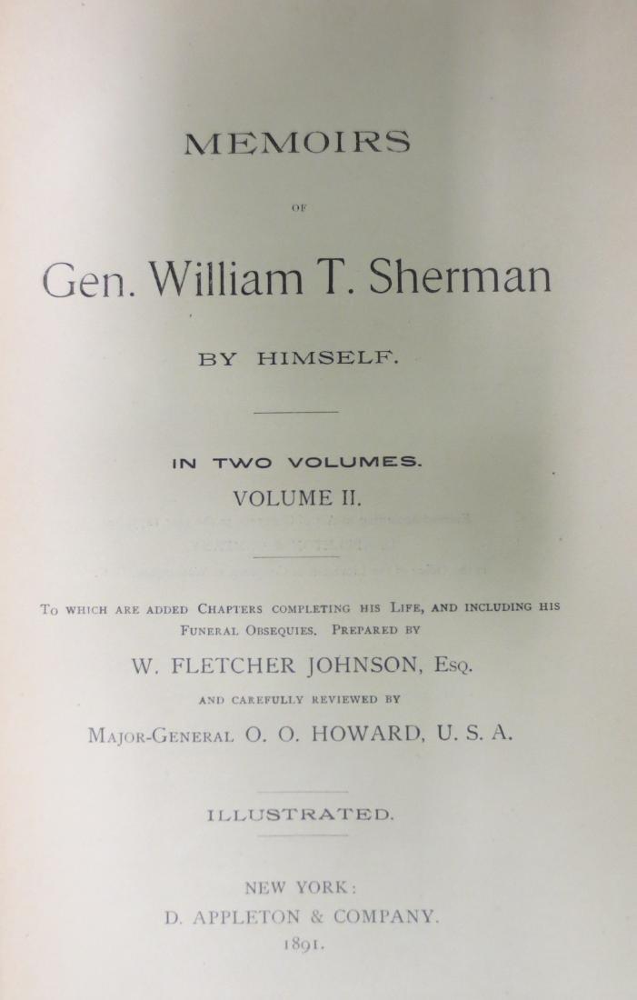 Memoirs of Gen. William T. Sherman Vol. 2 William - 2