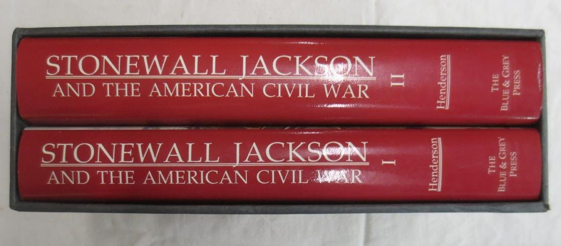 Stonewall Jackson and the American Civil War; Volumes 1