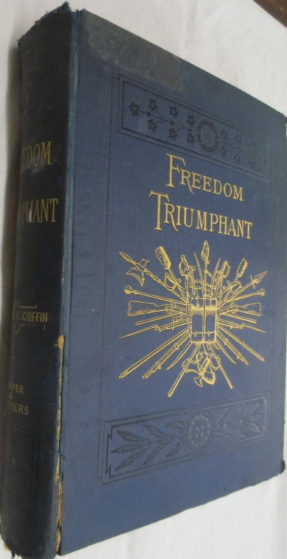 Freedom Triumphant Charles Carlton Coffin