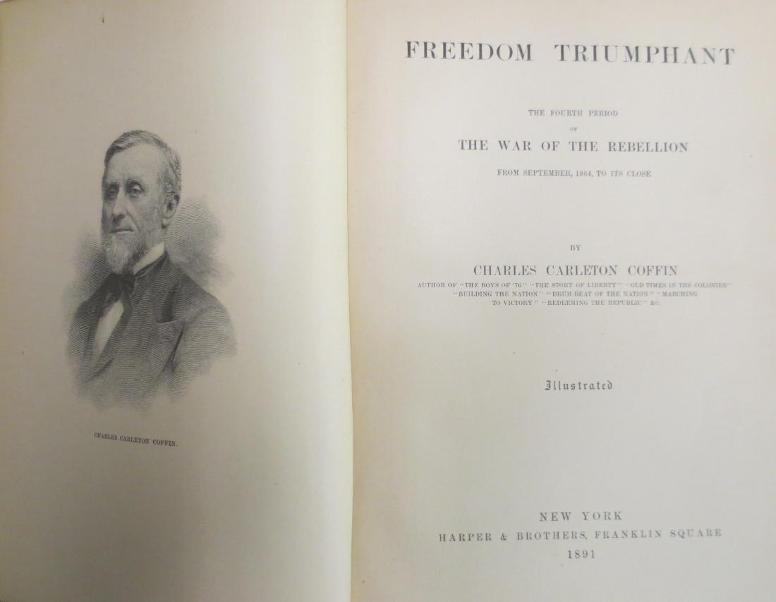 Freedom Triumphant Charles Carlton Coffin - 2