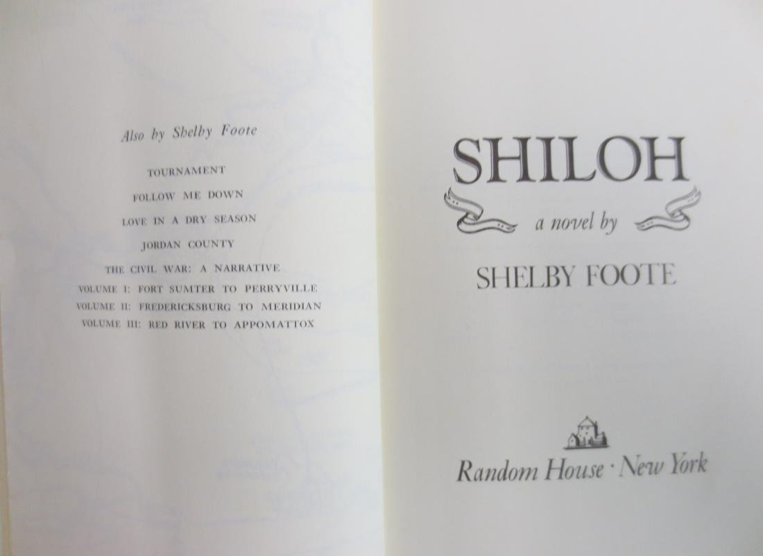 Shiloh Shelby Foote - 2