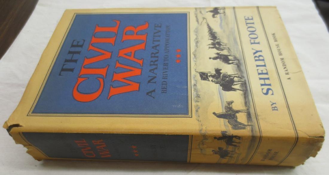 The Civil War; A Narrative Red River to Appomattox