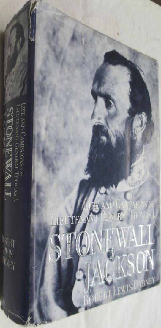 Life & Campaigns of Lieutenant General Thomas J.