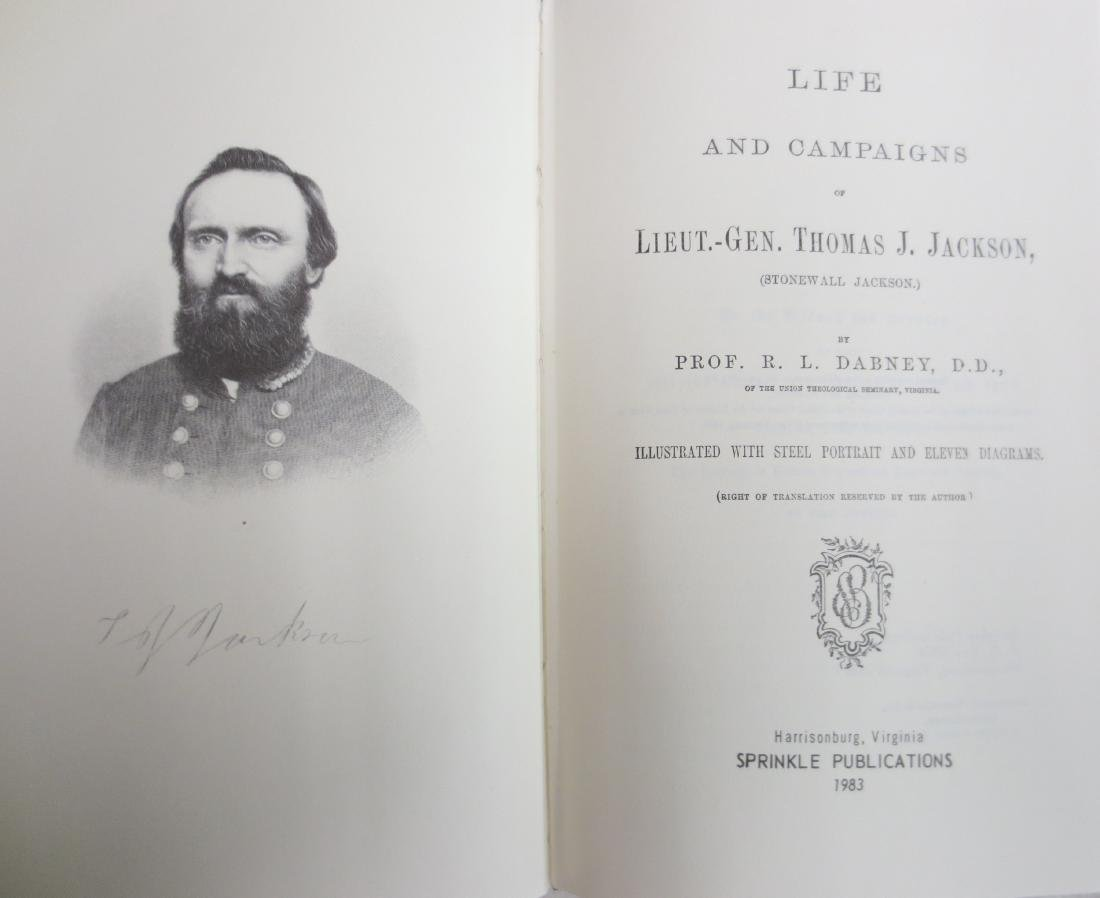 Life & Campaigns of Lieutenant General Thomas J. - 2
