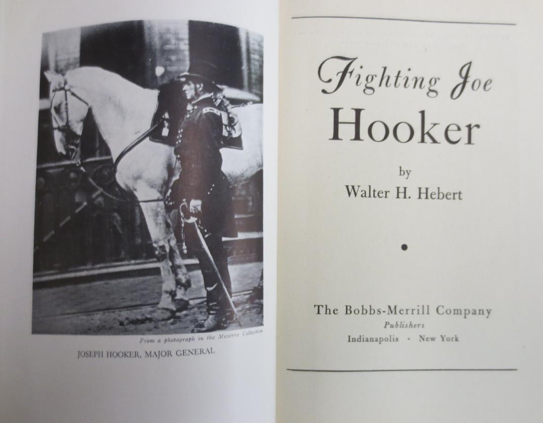 Fighting Joe Hooker Walter H. Herbert - 2