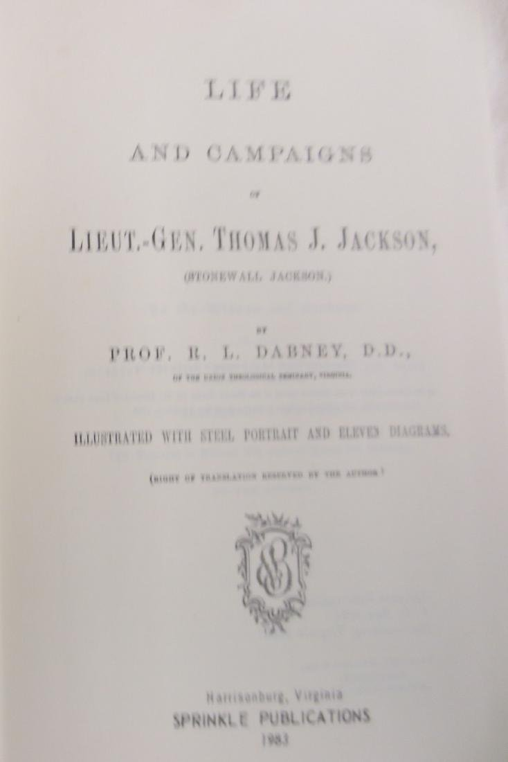 Life & Campaigns of Lieutenant General Thomas J. - 2