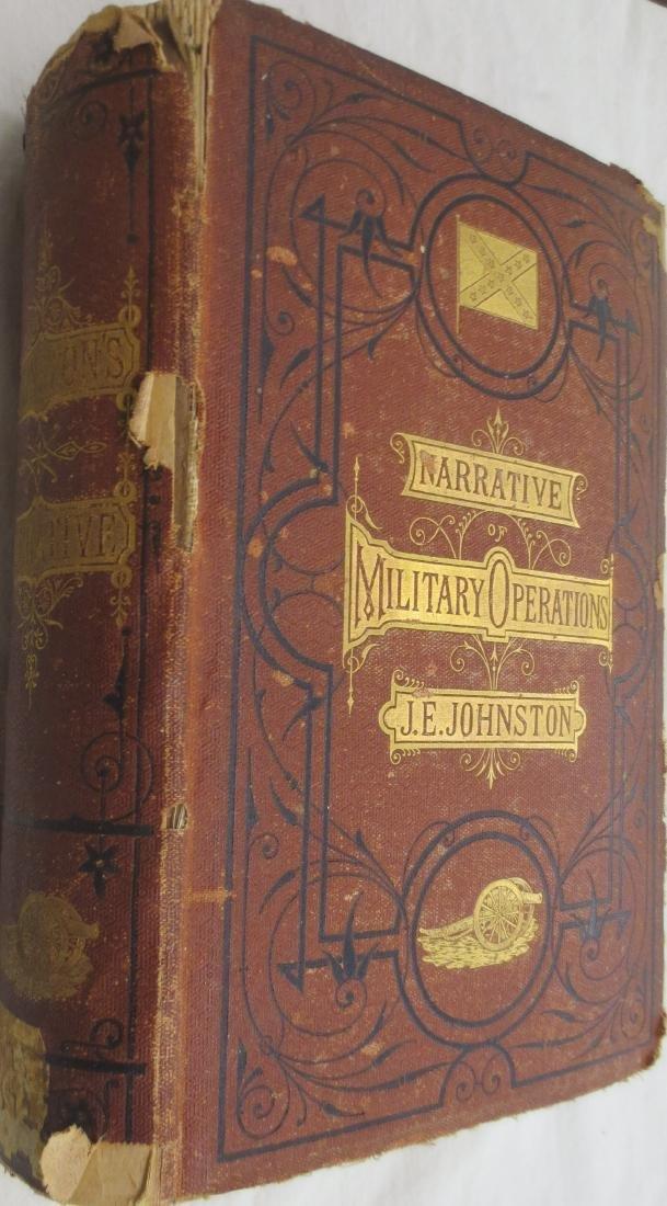 Narrative of Military Operations Joseph E. Johnston