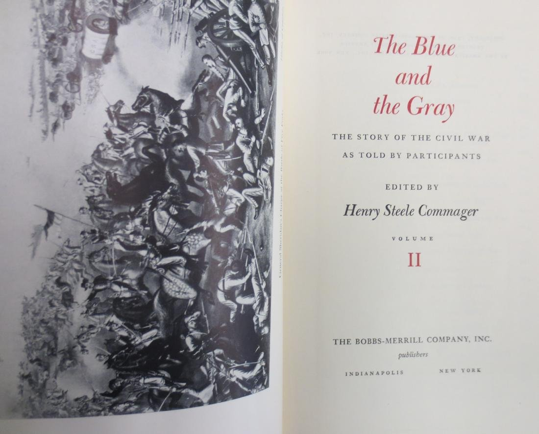 The Blue and the Grey volumes 1 & 2 Henry Steele - 2