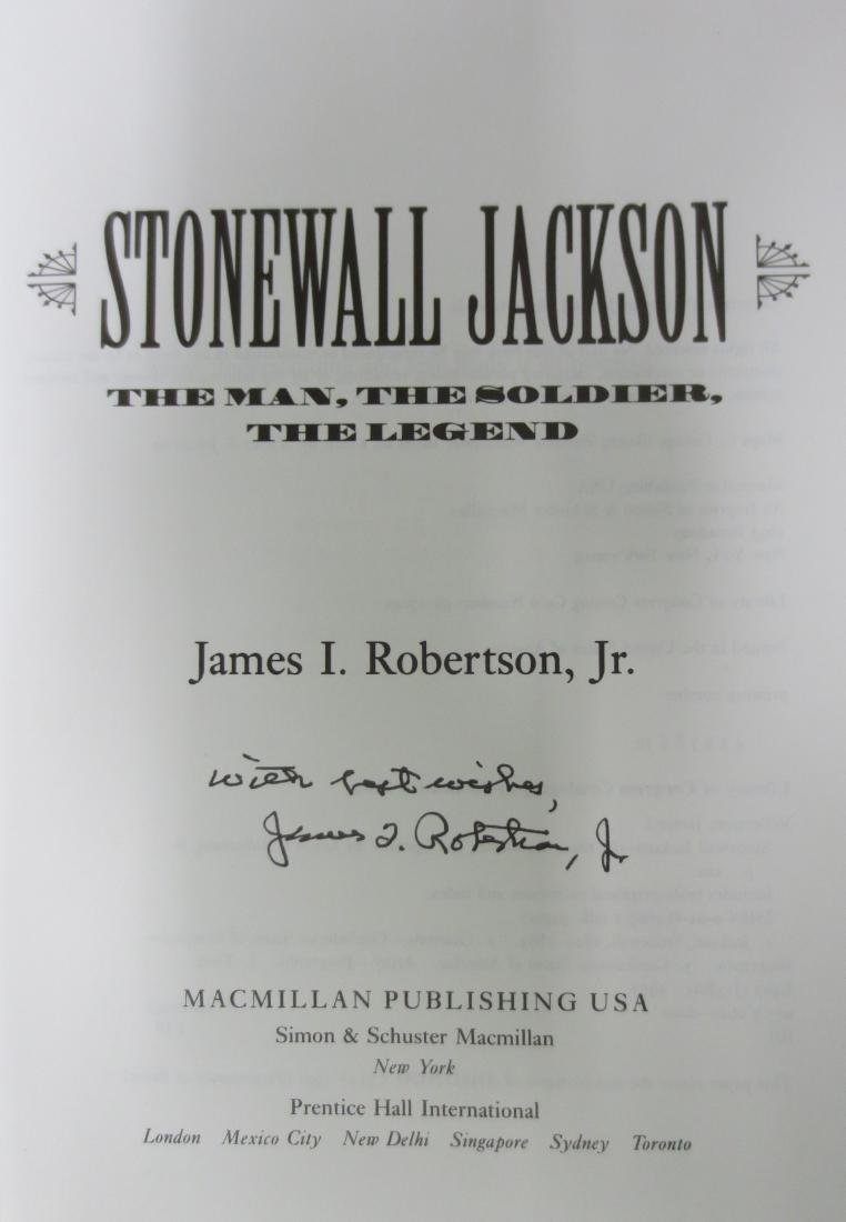 Stonewall Jackson: The Man, The Soldier, The Legend - 2