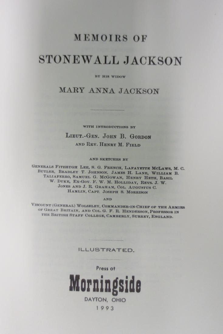 "Memoirs of ""Stonewall"" Jackson Mary Anna Jackson - 2"