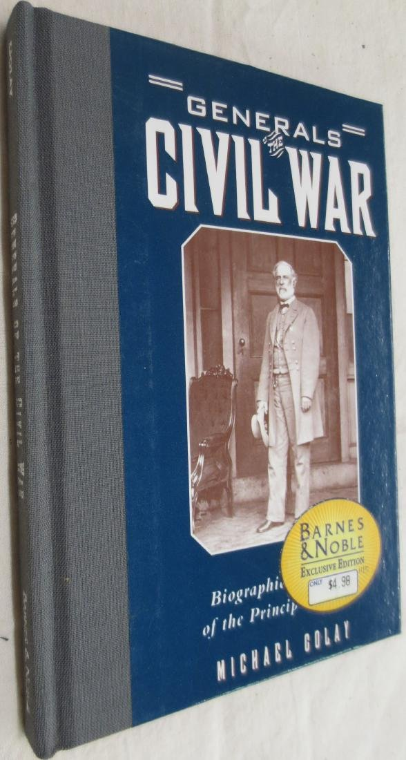 Generals of the Civil War: Biographical Sketches of the