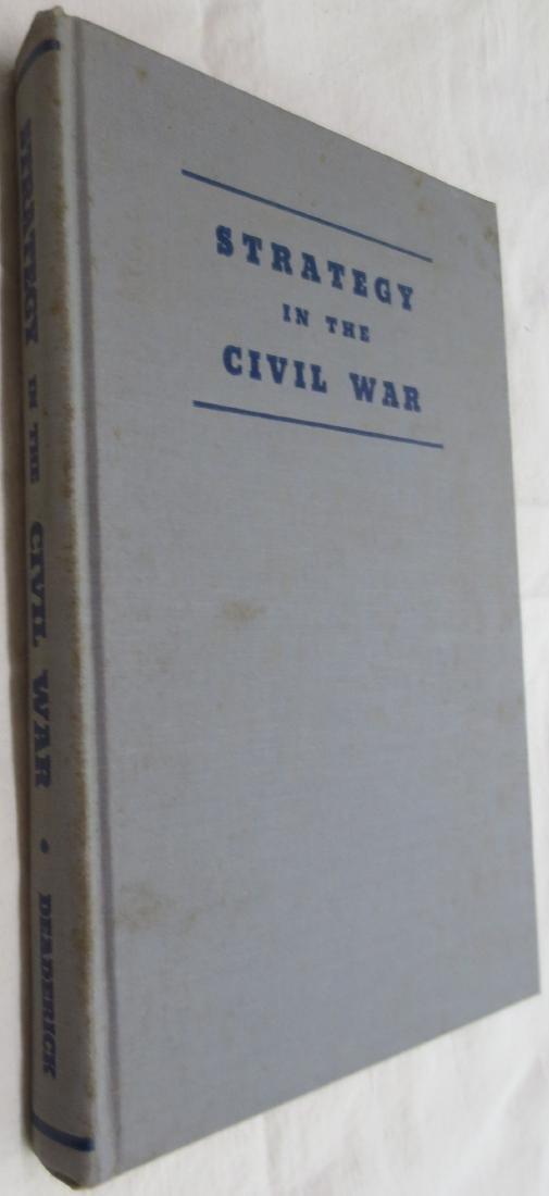 Strategy in the Civil War John Barron Deaderick