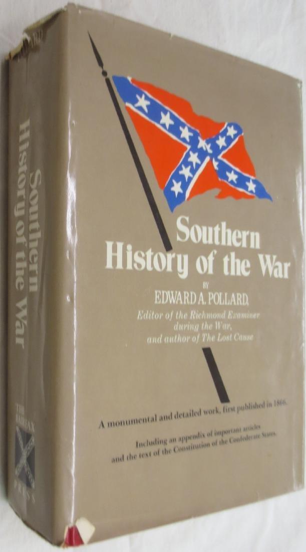Southern History of the War Edward A. Pollard