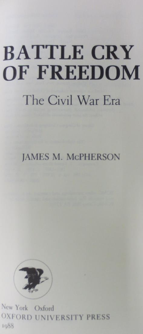 Battle Cry of Freedom: The Civil War Era James M. - 2