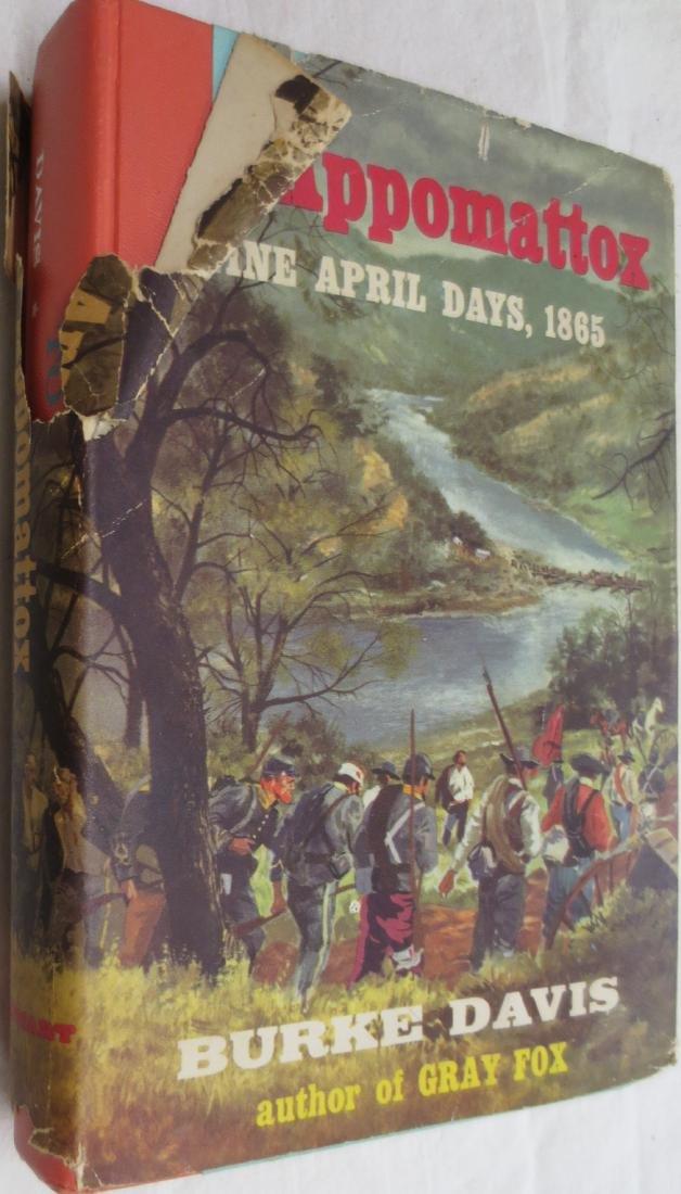 To Appomattox: Nine April Days, 1865 Burke Davis
