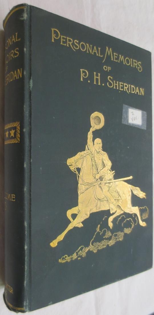 Personal Memoirs of P. H. Sheridan Vol. 2 P.H. Sheridan