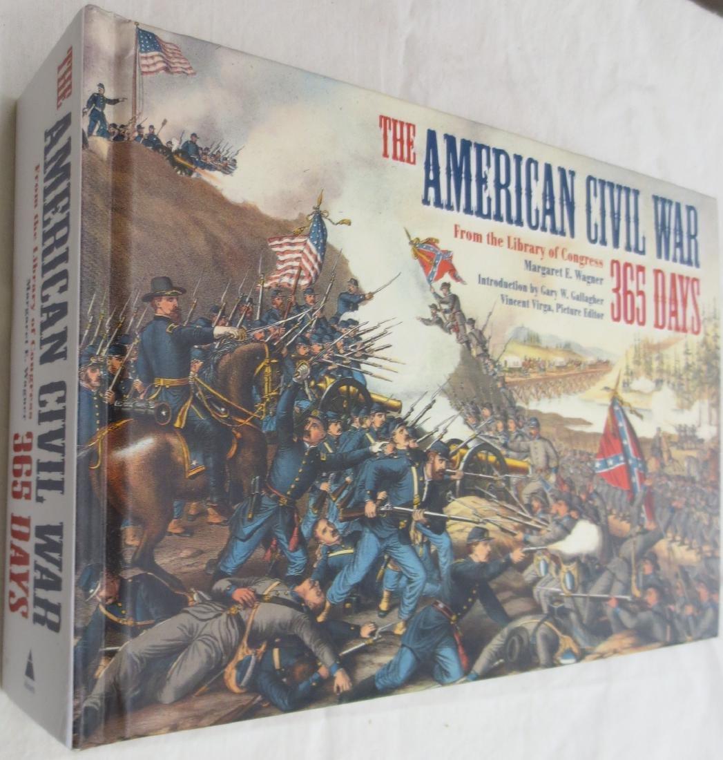 The American Civil War: 365 Days Margaret E. Wagner