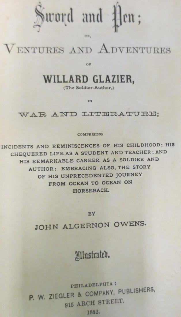 Sword and Pen John A. Owens - 2