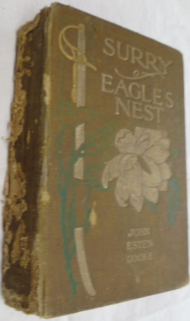 Surry of Eagles Nest John Esten Cooke
