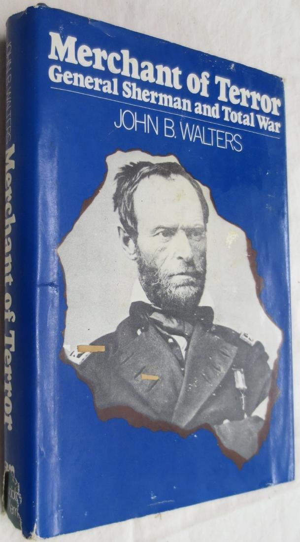 Merchant of Terror: General Sherman and Total War John