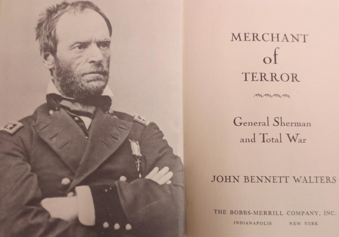 Merchant of Terror: General Sherman and Total War John - 2