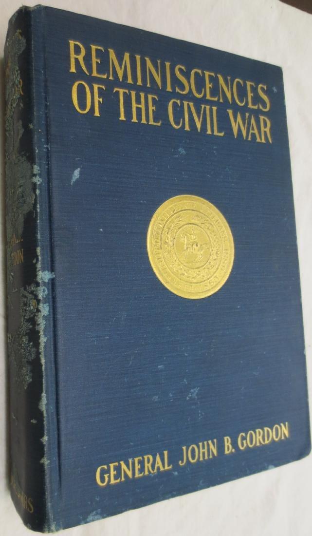 Reminiscences of the Civil War General John B. Gordon
