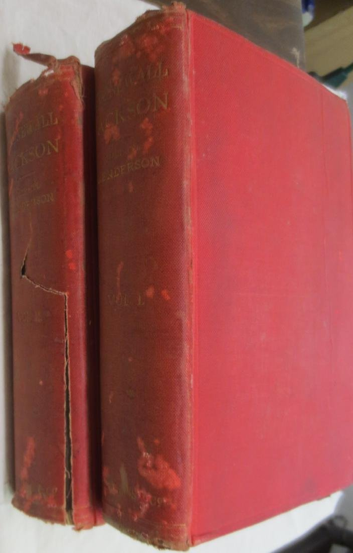 Stonewall Jackson and the American Civil War Volumes