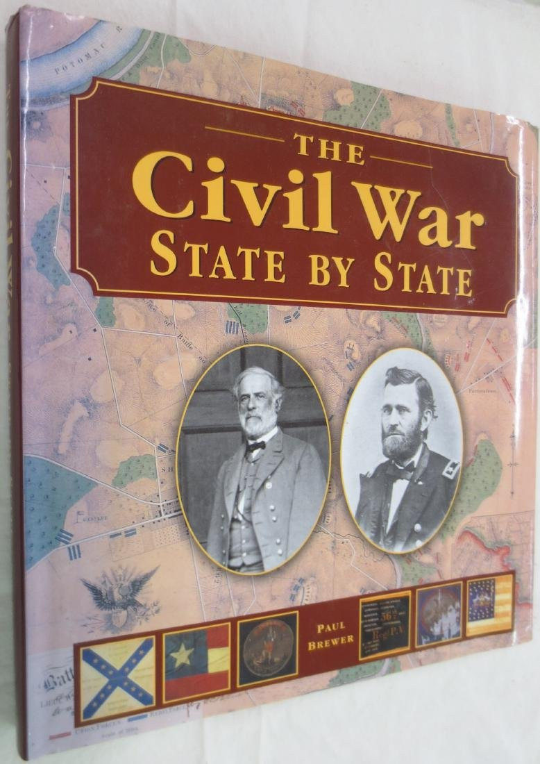 The Civil War State by State Paul Brewer