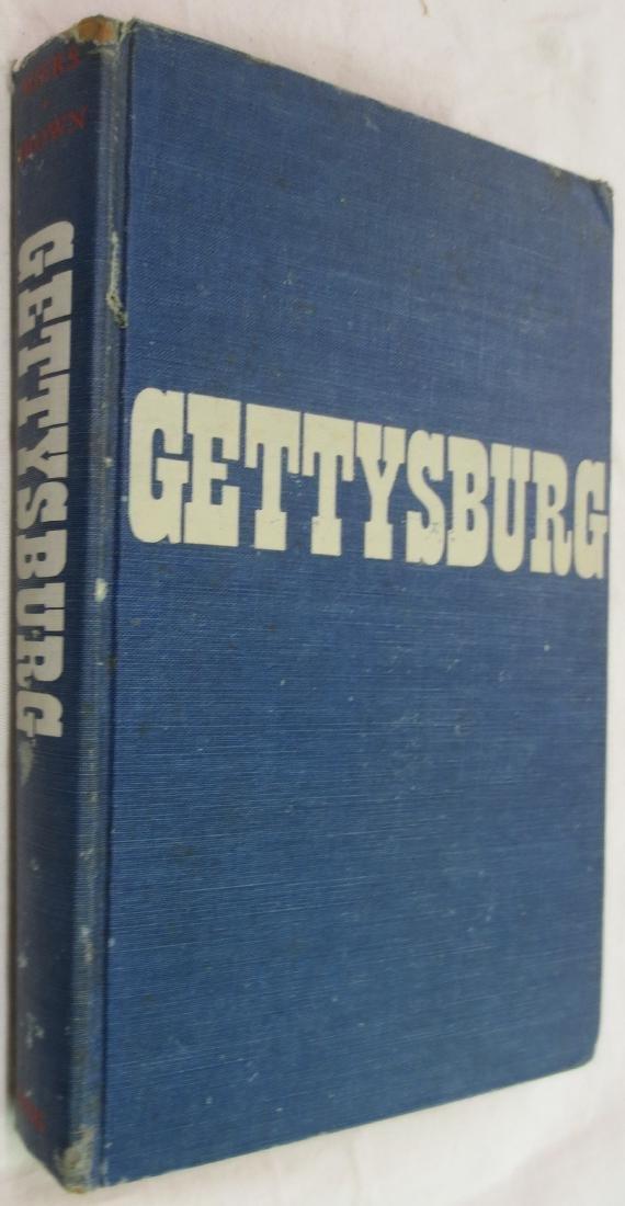 Gettysburg Earl Schenck Miers & Richard A. Brown