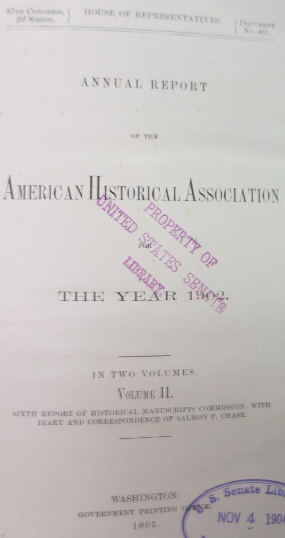 Annual Report of the American Historical Association - 2