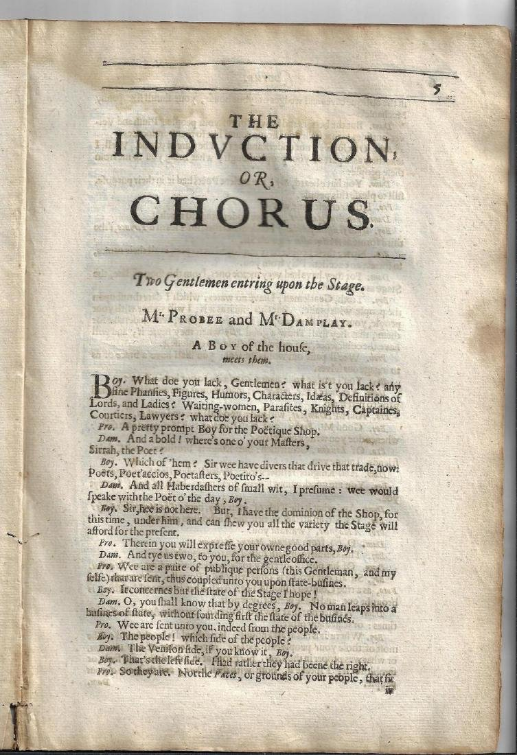 1640 Ben Jonson Play The Magnetick Lady - 3