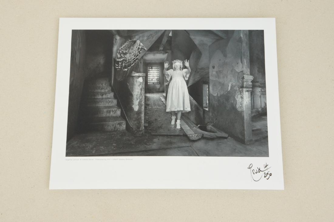 Dominic Rouse Print Angeline - 2
