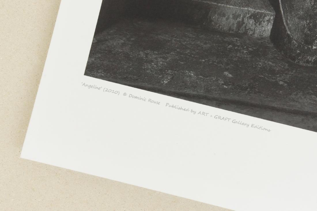 Dominic Rouse Print Angeline - 5