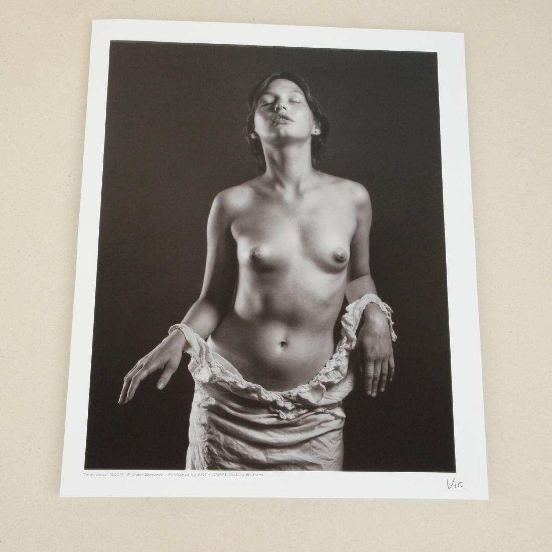 Victor Zamanski Print Immanence - 2