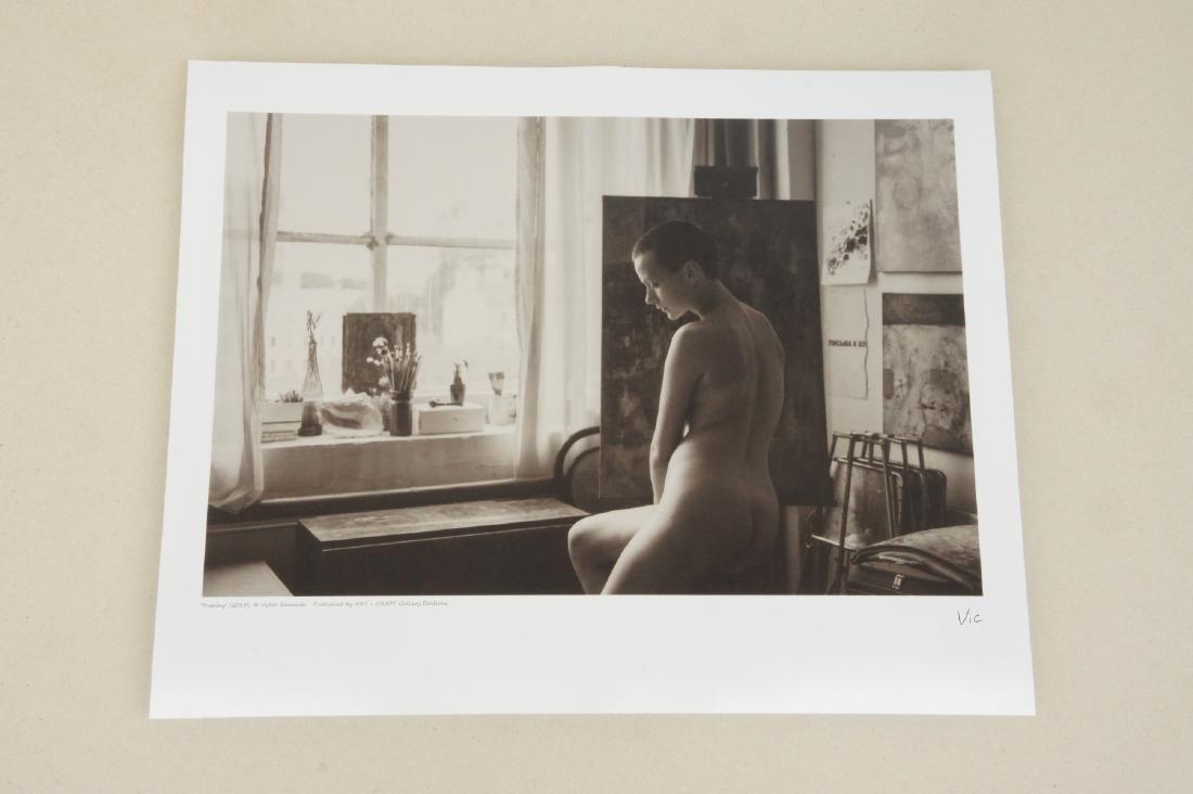 Victor Zamanski Print Framing - 2