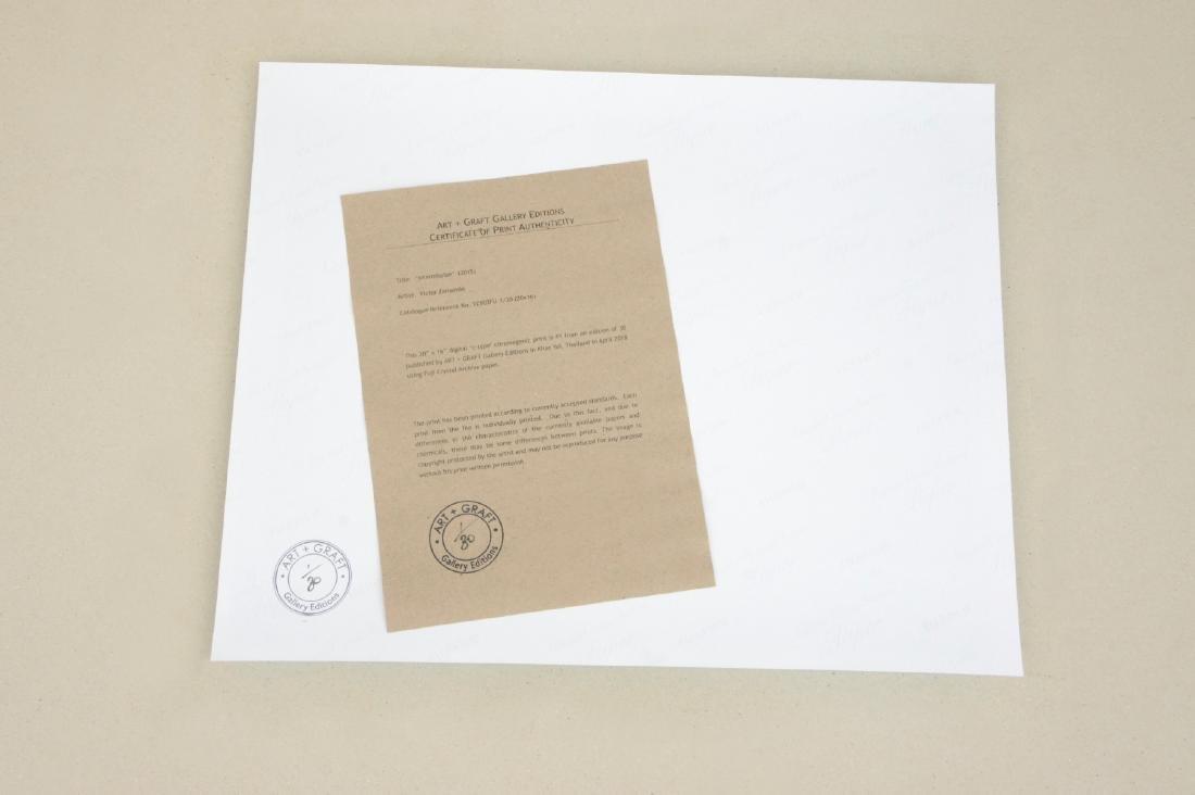 Victor Zamanski Print Intermission - 3
