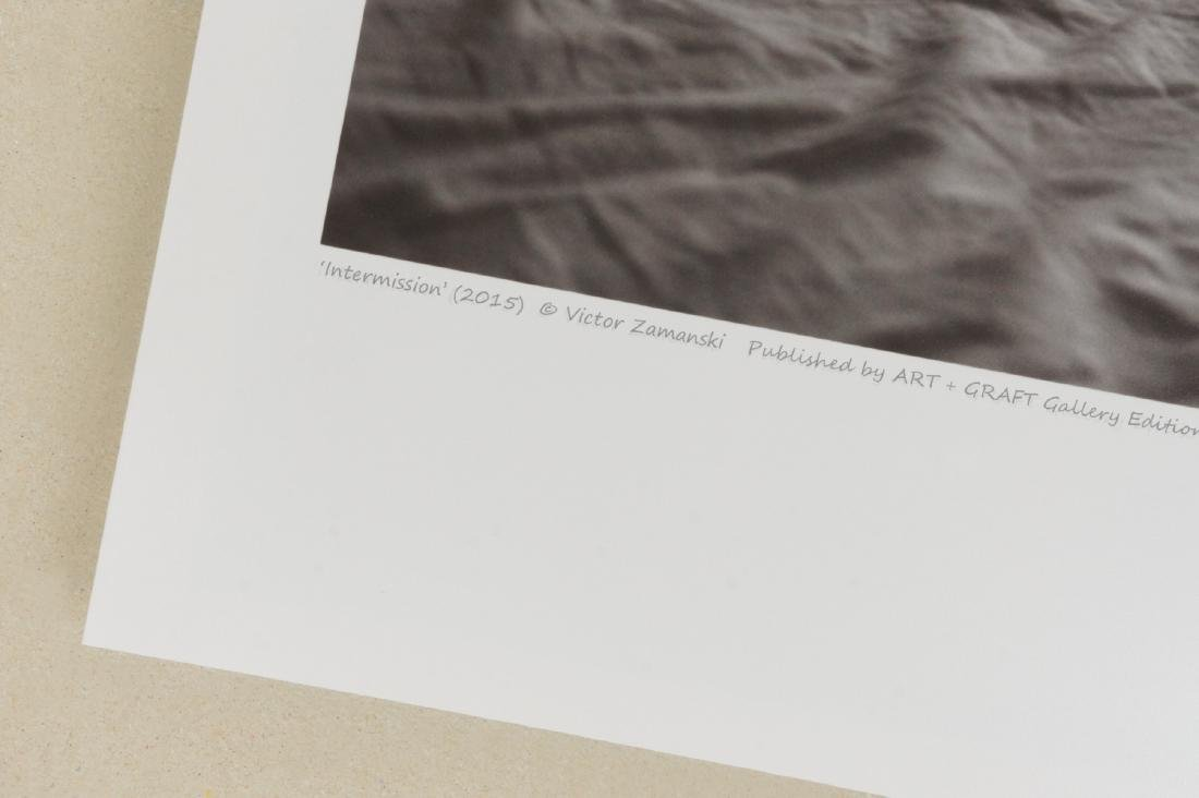 Victor Zamanski Print Intermission - 4