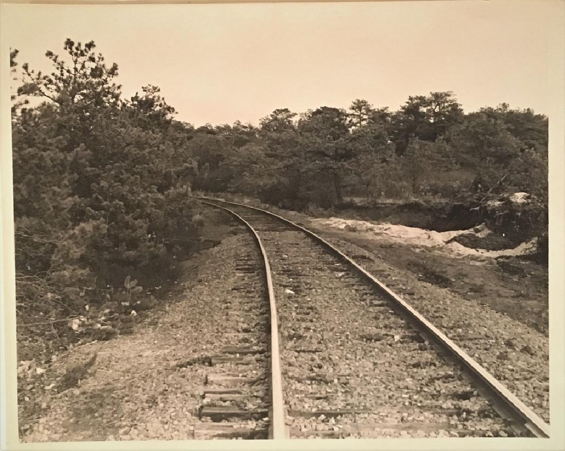 "1966 ""Brentwood Pilgrim State Hospital Siding Track"""