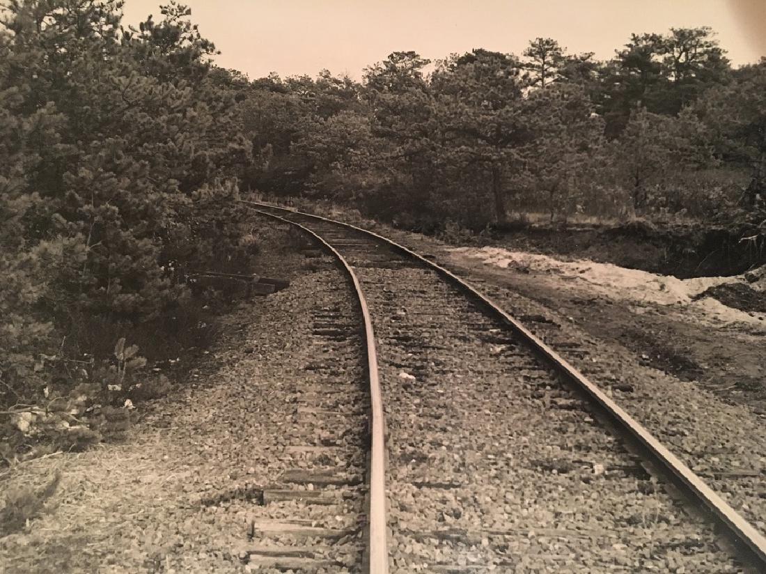"1966 ""Brentwood Pilgrim State Hospital Siding Track"" - 2"