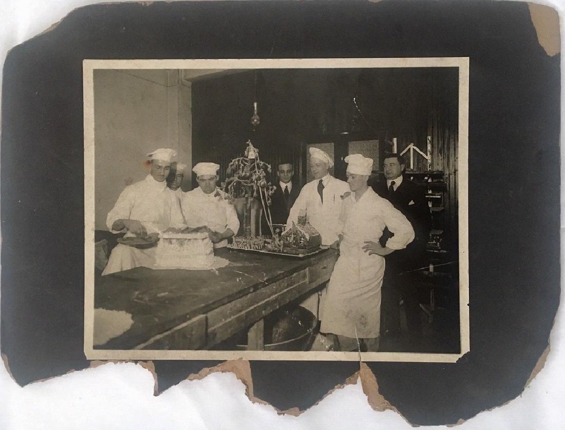 """Antique 1919 """"State Banquet Kitchen"""""""
