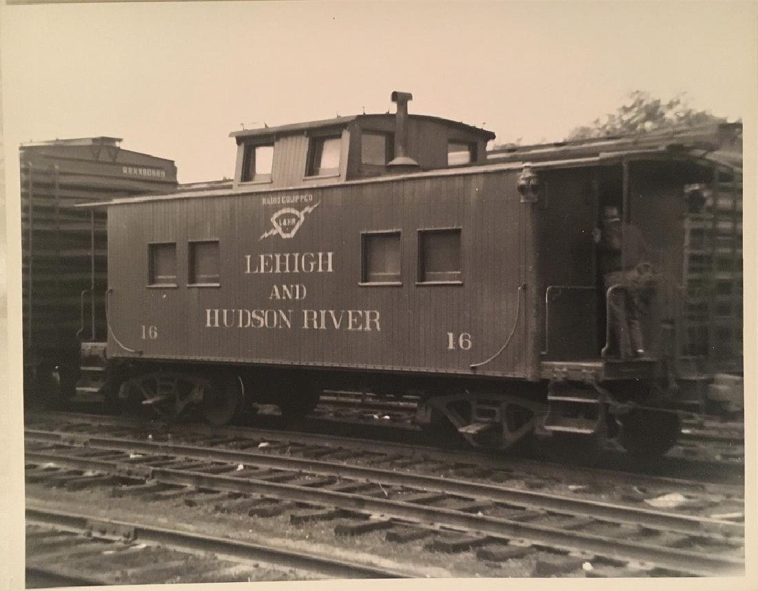 "1961photograph ""Lehigh and Hudson River"" #024"