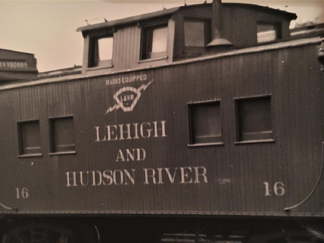 "1961photograph ""Lehigh and Hudson River"" #024 - 2"