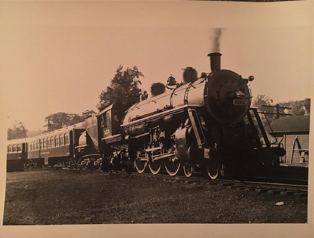 "1940 "" NY&W 4-6-2 at Butler, NJ ""#1754"